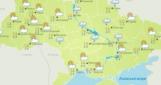 В четверг по всей Украине будет плюсовая температура