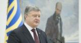 Порошенко призвал принять закон об увеличении доли украинского языка на ТВ