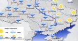 В субботу Украину накроет дождем