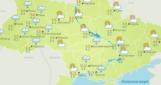 Неделя начнется мокрым снегом на западе Украины, на юге будет +13
