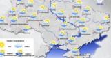 Во вторник по Украине будет тепло, местами дожди