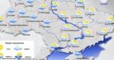 В среду осадки обойдут только восток и юг Украины