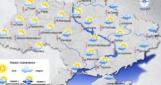 В пятницу в Украине ожидается потепление