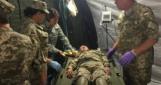 За сутки в зоне АТО четверо военных погибли, трое ранены
