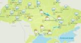 В воскресенье по Украине минусовая температура и мокрый снег