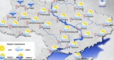 В среду в Украине потеплеет до +18, на западе гроза