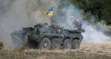 На луганском направлении напряженная ситуация по всей линии фронта  —  штаб