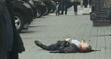 В центре Киева на улице Пушкинской застрелили двух человек