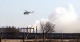 Боеприпасы на военном складе в Балаклее будут взрываться еще 3-7 дней