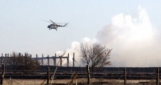 На арсенале в Балаклее не прекращаются взрывы, боеприпасы взрываются по 10 в час