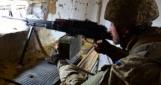С начала дня русские оккупанты обстреляли украинские позиции 30 раз, двое раненых