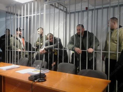 Завтра суд огласит приговор ветеранам войны с Россией из батальона «Торнадо»