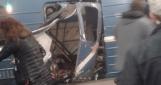В Петербурге взрывы на двух станциях метро, погибло не менее 10 человек (видео, фото)