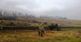 В течение четверга один боец ВСУ ранен, 14 обстрелов  —  штаб