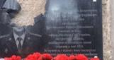 Месть патриотам: в Полтаве побили мемориальные доски героям войны с Россией и Петлюре