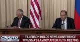 Госсекретарь США назвал ситуацию в Украине «препятствием в улучшении отношений с Россией»