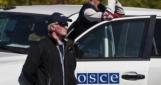 На оккупированной Луганщине взорвался автомобиль ОБСЕ, есть погибшие