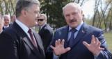 «Киев-Минск  —  это ось добра и мира»  —  Порошенко встретился с президентом Беларуси Лукашенко (фото)