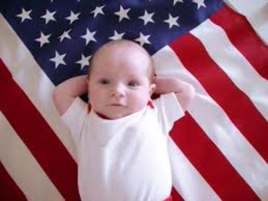 Роды в США с американским гражданством ребенку