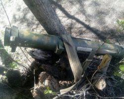 СБУ задокументировала еще два факта использования российского оружия на Донбассе