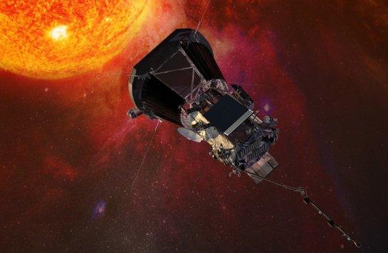 Зонд NASA пролетит через атмосферу Солнца