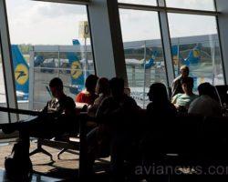 МАУ получила добро на полеты по маршрутам Ryanair из Киева