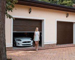 Покупка и монтаж гаражных дверей