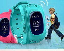 Детские защищенные часы с навигатором: оригинал наивысшего качества