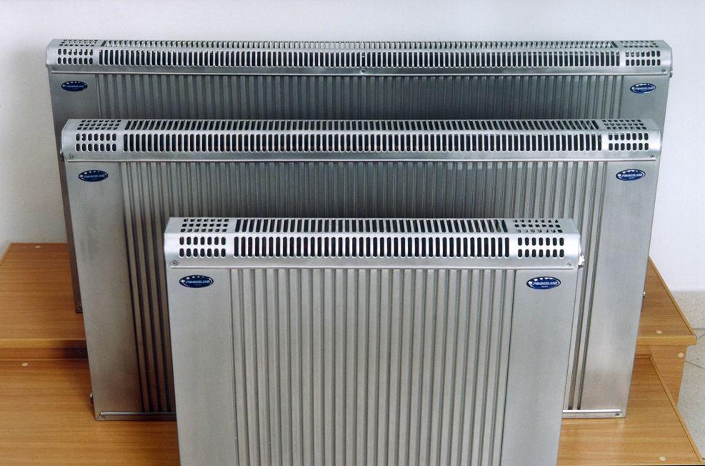 Большой ассортимент алюминиевых радиаторов от лучших производителей