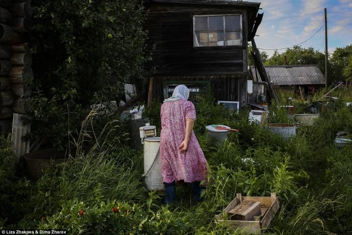 Западные СМИ шокировали фотографии из российской глубинки