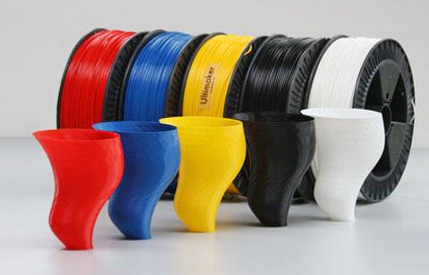 Большой ассортимент расходных материалов для 3D — печати