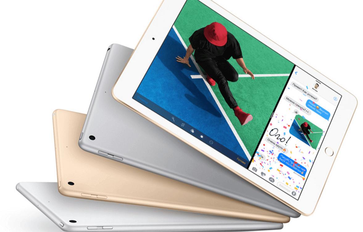 Apple озолотилась на новом доступном iPad