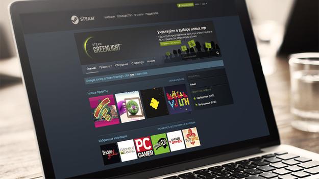 В Steam стало на 300% больше новых игр после отмены Greenlight