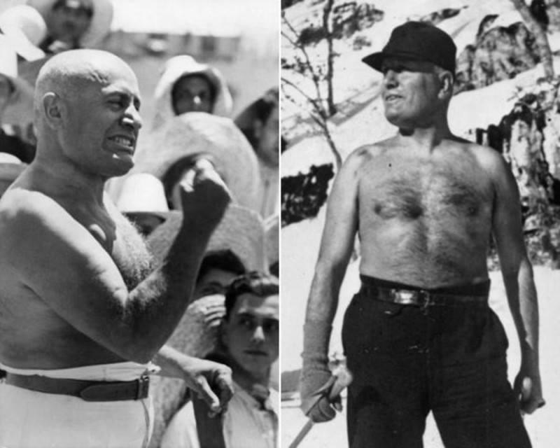 Путин копирует Муссолини