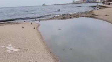 Возле крымских пляжей плавают фекалии