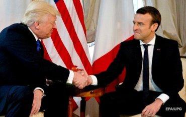 Трамп и Макрон обсудили новый мировой порядок