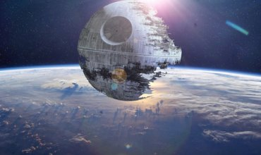 К Земле движется «Звезда смерти», которая уничтожит все живое за две минуты
