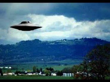 Над американской Зоной-51 заметили НЛО