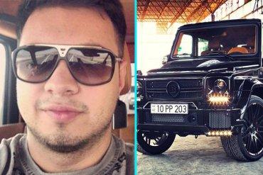 В Азербайджане арестовали внука вице-президента