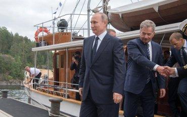 Жительница Финляндии случайно получила письмо с секретными данными о Путине