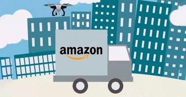 Amazon запатентовал новый формат доставки дронами