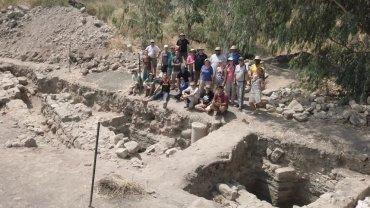Израильские археологи обнаружили руины затерянного римского города