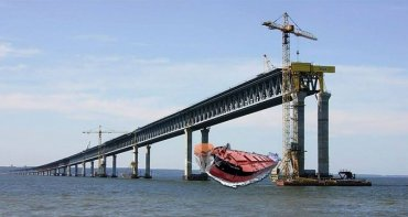 Последствия строительства Керченского моста