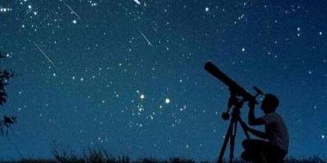 В августе украинцы смогут увидеть необычный звездный дождь