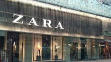 В Украине откроется самая большая Zara в Восточной Европе