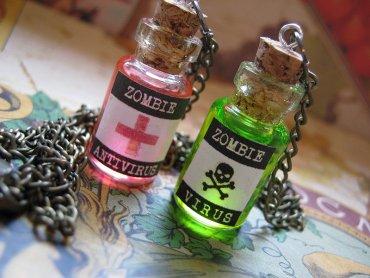 Насекомые заразились зомби-вирусом