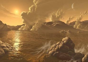 Учёные обнаружили жизнь на Титане