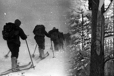 На месте гибели группы Дятлова обнаружили секретный военный бункер