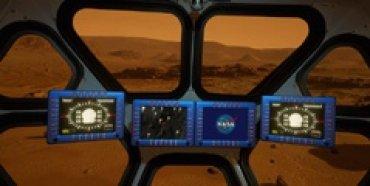 Проект Mars 2030 позволяет исследовать Красную планету в виртуальной реальности