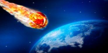 К Земле стремительно приближается астероид-гигант